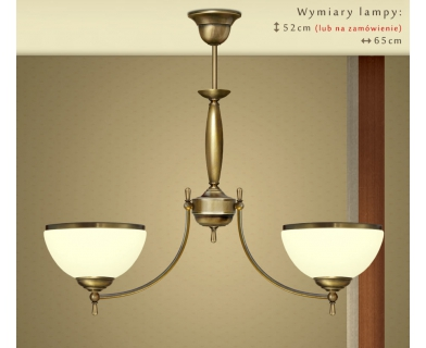 Klasyczna lampa 2-punktowa CR-S2AE