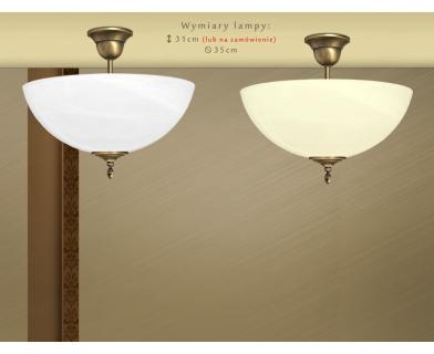 Klasyczna lampa sufitowa S-S1AK