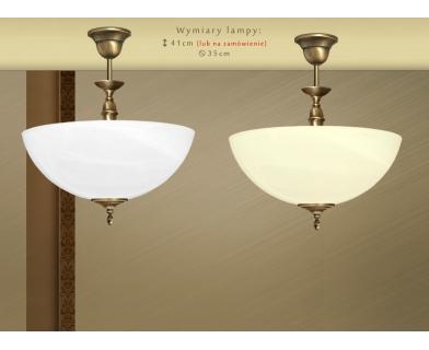 Lampa klasyczna z mosiądzu S-S1AC