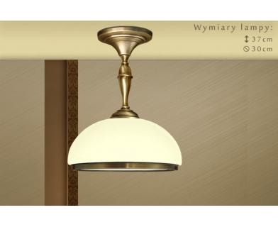 Lampa mosiężna SR-S1CKE