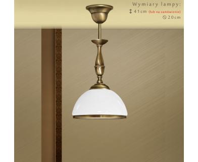 Lampa z małym kloszem SR-S1CM