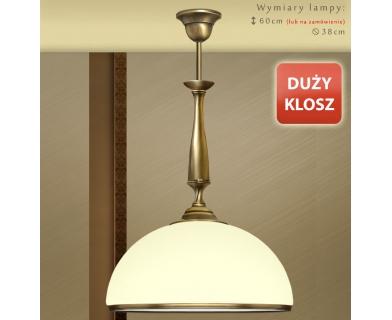 Lampa klasyczna mosiężna SR-S1DE