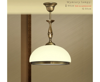 Lampa klasyczna mosiężna SR-S1CE