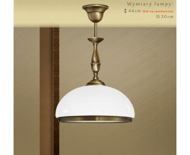 Lampa klasyczna z 1 kloszem SR-S1C