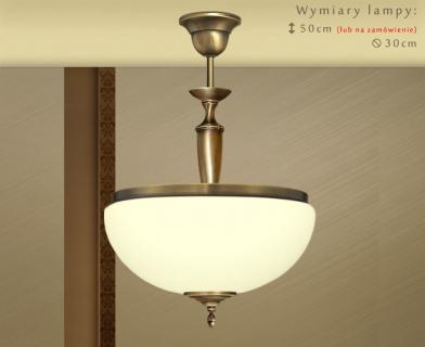 Lampa klasyczna mosiężna SR-S1AE