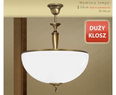 Lampa klasyczna mosiężna SR-S1AD