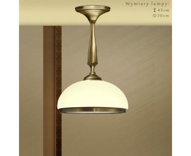 Lampa wisząca z mosiądzu SR-S1KE