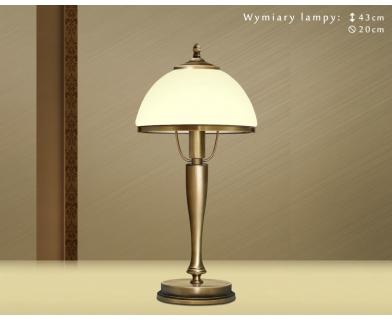 Klasyczna lampa nocna SR-B1GE