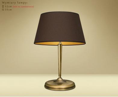 Lampa gabinetowa z abażurem YA-B2m