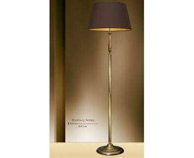 Lampa podłogowa mosiężna NA-P1m