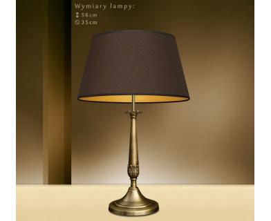 Klasyczna lampa na biurko NA-B2m
