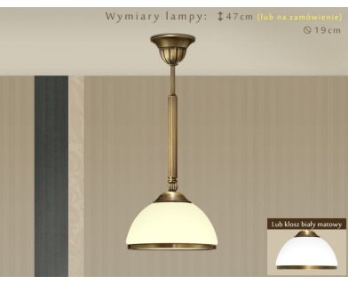 Lampa klasyczna HR-S1CE