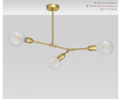 Lampa wisząca do noweczesnego wnętrza TZ-S3T