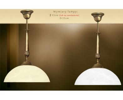 Lampa klasyczna mosiężna N-S1