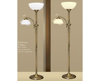 Klasyczna lampa podłogowa B-P2