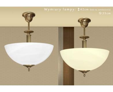 Lampa klasyczna z mosiądzu B-S1A
