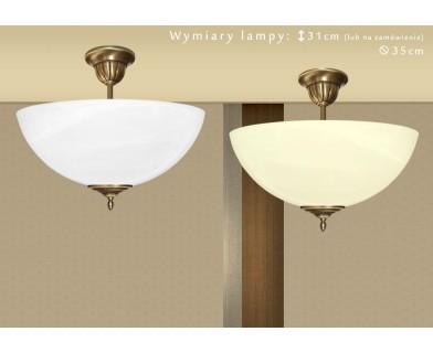 Lampa klasyczna z mosiądzu B-S1AK