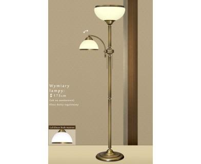 Klasyczna lampa podłogowa R-P2E