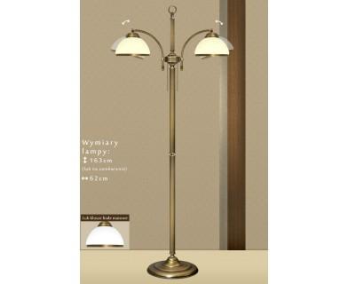 Klasyczna lampa podłogowa R-P2NE