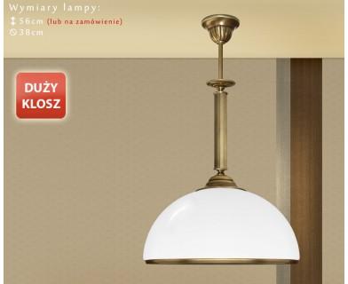 Lampa klasyczna z 1 kloszem R-S1D