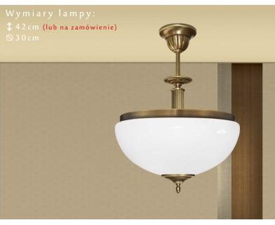 Lampa klasyczna z mosiądzu R-S1A