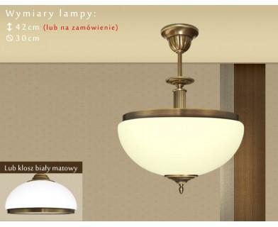Klasyczna lampa sufitowa R-S1AE