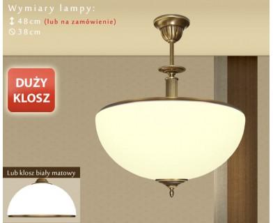 Lampa mosiężna R-S1ADE