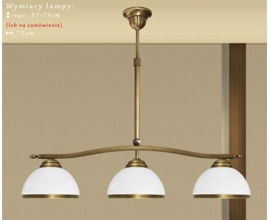 Klasyczna lampa nad stół R-S3L