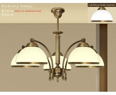 Klasyczna lampa 5-punktowa R-S5E