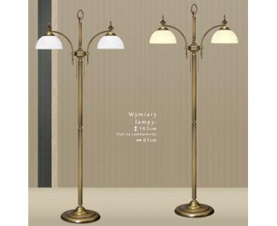 Klasyczna lampa podłogowa H-P2N