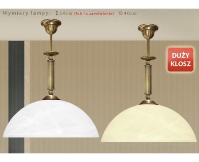 Lampa klasyczna z mosiądzu H-S1D