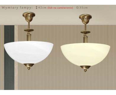 Lampa klasyczna z mosiądzu H-S1A