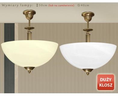 Lampa sufitowa mosiężna H-S1AD