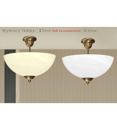 Lampa klasyczna mosiężna H-S1AK