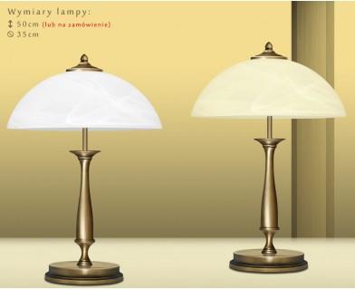 Lampa gabinetowa z mosiądzu P-B2B