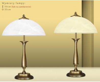 Klasyczna lampa na biurko P-B2C