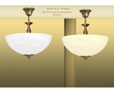 Lampa sufitowa mosiężna P-S1AC