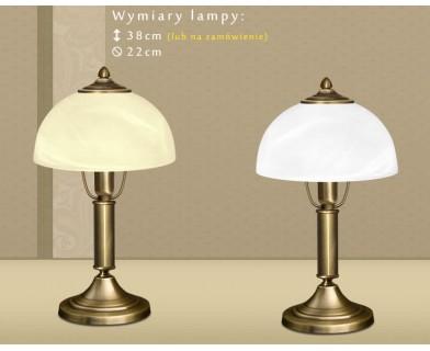 Klasyczna lampa biurkowa D-B1B
