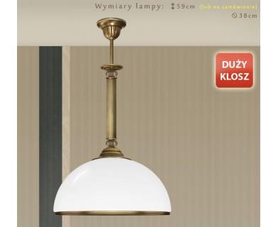 Lampa klasyczna z mosiądzu HR-S1D
