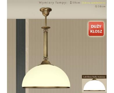 Lampa wisząca mosiężna HR-S1DE