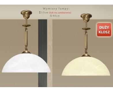 Lampa klasyczna mosiężna AK-S1D