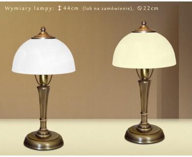 Lampa stołowa mosiężna E-B1