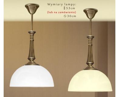 Lampa klasyczna z mosiądzu E-S1B