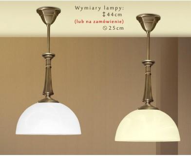 Lampa klasyczna mosiężna E-S1C