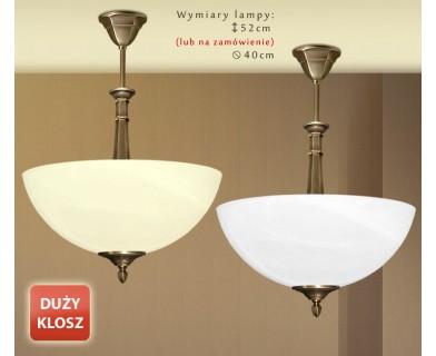 Lampa klasyczna z mosiądzu E-S1AD