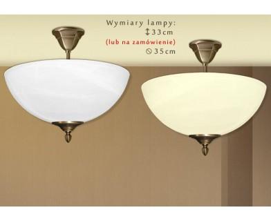 Lampa klasyczna z mosiądzu E-S1AK