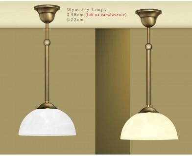Klasyczna lampa sufitowa U-S1M