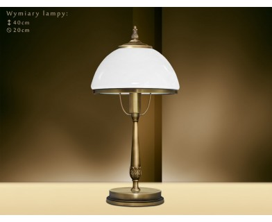 Lampa nocna z mosiądzu NR-B1G