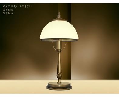 Mosiężna lampa nocna NR-B1GE