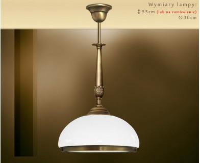 Klasyczna lampa sufitowa NR-S1